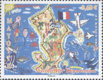 [Department of Mayotte, type HN]