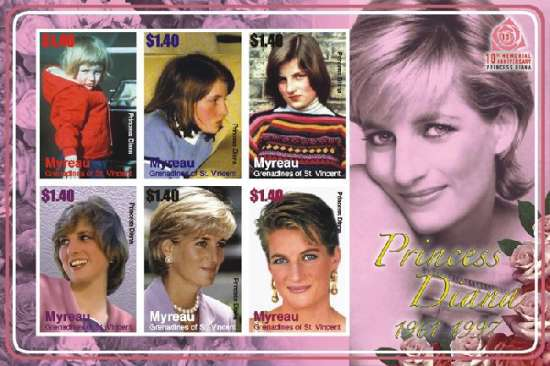 [The 10th Anniversary of the Death of Princess Diana, type ]