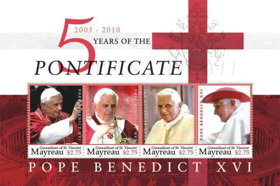[The 5th Anniversary of Pope Benedict XVI of the Pontificate, type ]