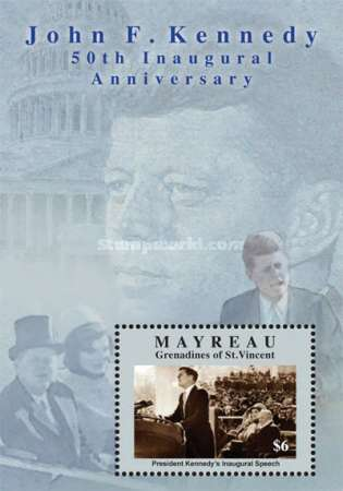 [The 50th Anniversary of the Inauguration of John F. Kennedy, type ]