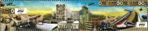 [The 130th Anniversary of the Ministry of Transport and Communication, type ]