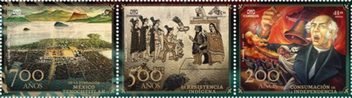 [Anniversaries in Mexican History, type ]