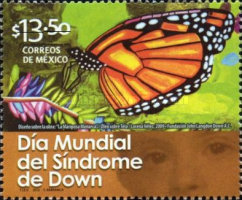 [Butterflies - World Down Syndrome Day, type EED]