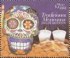 [Mexican Traditions - Day of the Dead, type EFM]