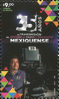 [The 35th Anniversary of Mexiquence Radio and Television Station, type EVD]