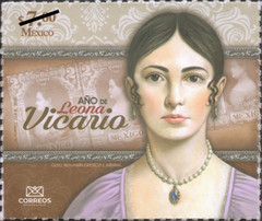 [Year of Leona Vicar, 1789-1842, type EVV]