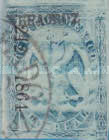 [Coat of Arms - Overprinted District Name, Consignment Number &