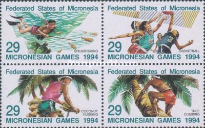[The 3rd Anniversary of the Micronesian Games, type ]