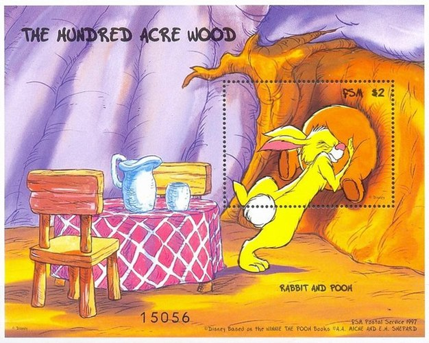 [Children's Libraries - The Hundred Acre Wood, type ]