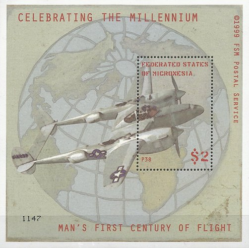 [The 100th Anniversary of Man's First Flight, Typ ]