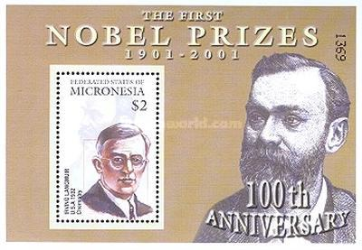 [The 100th Anniversary of First Nobel Prize, type ]
