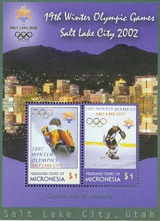 [Winter Olympic Games - Salt Lake City, USA, type ]