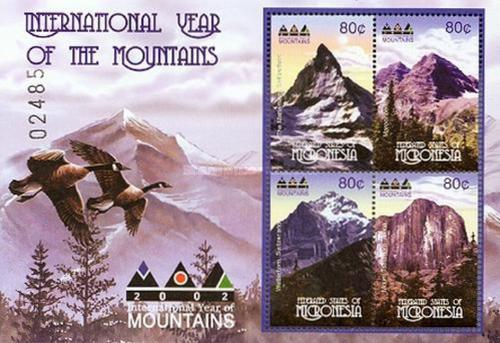[International Year of Mountains, Typ ]