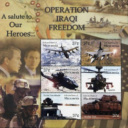 [Military Operations in Iraq, Typ ]