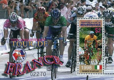 [The 100th Anniversary of Tour de France Cycle Race, type ]