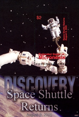 [Space Exploration - Space Shuttle Discovery Returns, Typ ]
