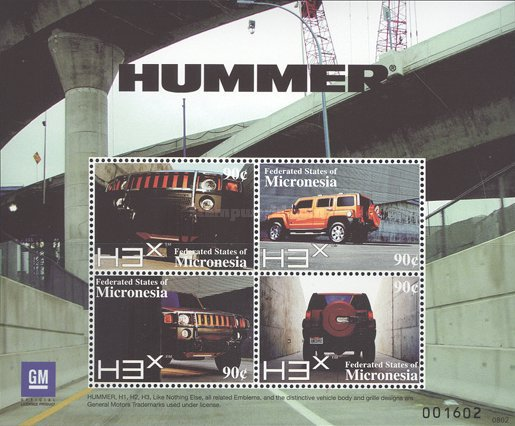 [Cars - Hummer, type ]