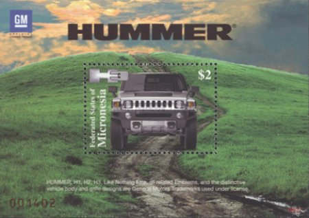 [Cars - Hummer, Typ ]