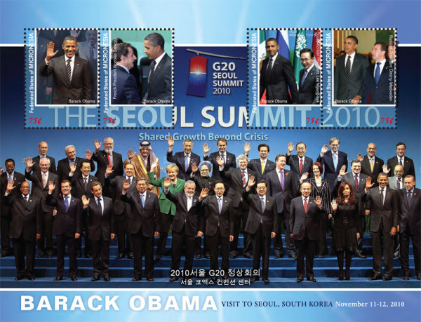 [Barack Obama Visits South Korea, type ]