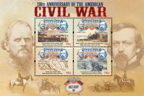 [The 150th Anniversary of the American Civil War, Typ ]
