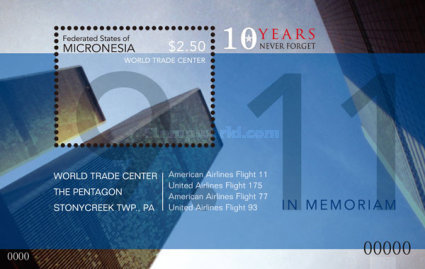 [September 11th Memorial, Typ ]
