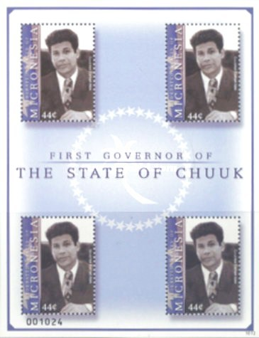 [First Governor of the State of Chuuk, type ]