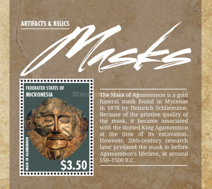 [Artifacts & Relics - Masks, type ]