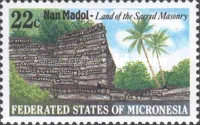 [Nan Madol, Pohnpei, type AS]