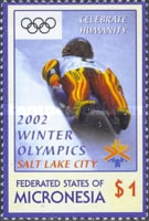 [Winter Olympic Games - Salt Lake City, USA, type AYB]