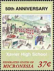 [The 50th Anniversary of Xavier High School - Sapwuk, Weno Island, Typ AYD]