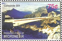 [Airplanes - Concorde, type BOT]