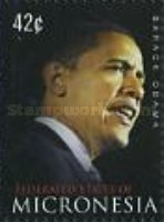[Barack Obama - The 44th President of the United States, Typ BUP]