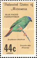 [Airmail - Birds, type CC]