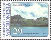 [Kosrae Tourist Sites, type LY]