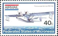 [Airmail - Aircrafts, type W]