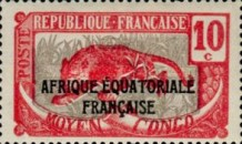 [Not Issued Stamps Overprinted, Typ I]