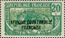 [Not Issued Stamps Overprinted, Typ I1]