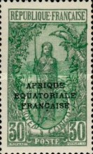 [Not Issued Stamps Overprinted, Typ I4]