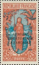 [Not Issued Stamps Overprinted, Typ I6]