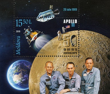 [Space - The 50th Anniversary of Apollo 11's Moon Landing, Typ ]