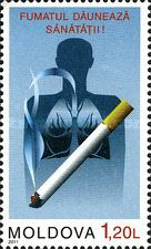 [Strrugle against Smoking, type AAQ]
