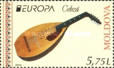 [EUROPA Stamps - Musical Instruments, type AEJ]