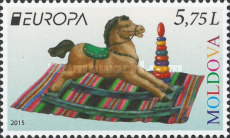 [EUROPA Stamps - Old Toys, type AFX]