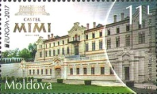 [EUROPA Stamps -  Palaces and Castles, type AJI]
