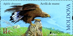 [EUROPA Stamps - National Birds, type ANB]