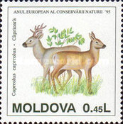 [European Nature Conservation Year, type DL]