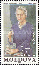 [EUROPA Stamps - Famous Women, type FK]
