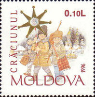 [Christmas Stamps, type FV]