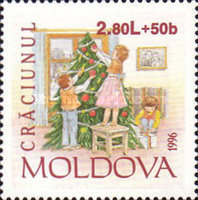 [Christmas Stamps, type FX]