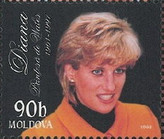 [Diana - Princess of Wales Commemoration, type IF]